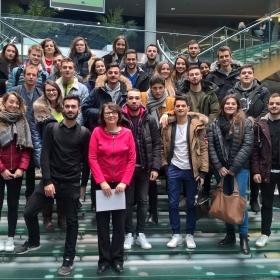 """Séminaire international"" pro studenty iaelyon, School of Management na IFTG"