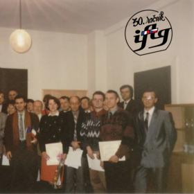 1. července slavíme 30 let od založení Francouzsko-českého institutu řízení při VŠE
