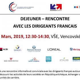 """V pátek 22. 3. se na VŠE koná """"Den pro frankofonní studenty"""""""