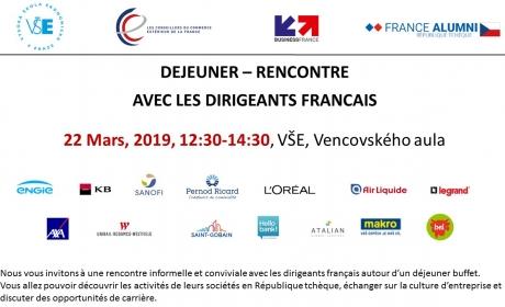 Studenti IAE de Paris navštívili v rámci týdenního pobytu řadu firem