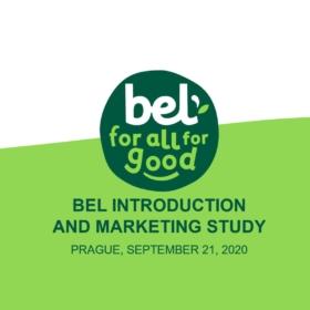 """Online prezentace manažerů společnosti Bel v předmětu """"Marketing stratégique et international"""""""